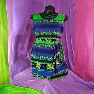 Sag Harbor Sleeveless Summer Dress *